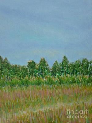 Prairie Morning Light Art Print