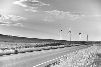 Photograph - Prairie Wind 3 by Trever Miller