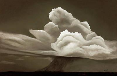 Prairy Storm IIi Art Print