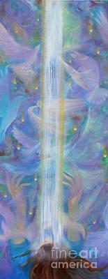 Painting - Praise by Anne Cameron Cutri