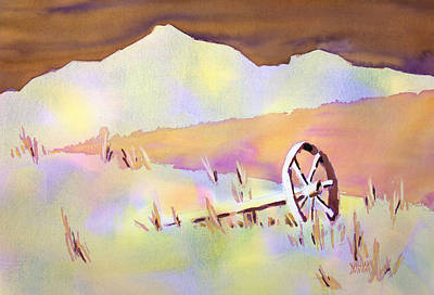 Painting - Prarie Land by William Duncan