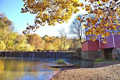 Photograph - Prater's Mill by Gordon Elwell
