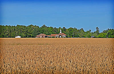 Photograph - Pray For The Harvest by Linda Brown