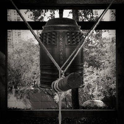 Photograph - Prayer Bell by Darryl Dalton