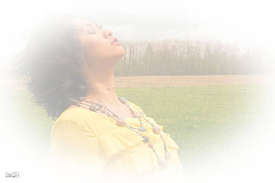 Prayerful Of Hope Art Print