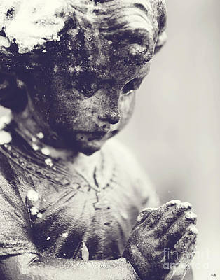 Praying For You Art Print by Scott Pellegrin