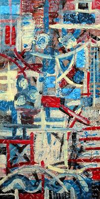 Mixed Media - Precious And Fragile Things by Paul Moss