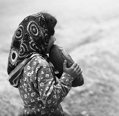 Photograph - Precious Bread by Emanuel Tanjala