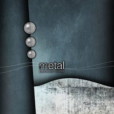 Precious Metal Original by Franziskus Pfleghart