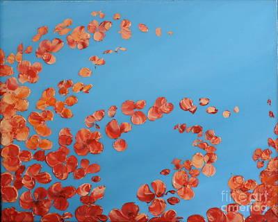 Painting - Precious Moments by Teresa Wegrzyn