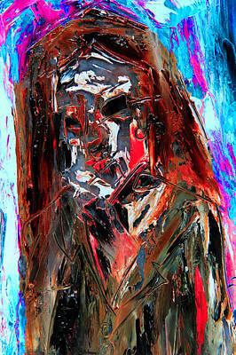 Mixed Media - Predator Boogie by Jim Vance