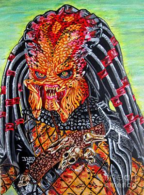 Predator Original by Jose Mendez