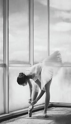 Model Photograph - Preparation by Sebastian Kisworo