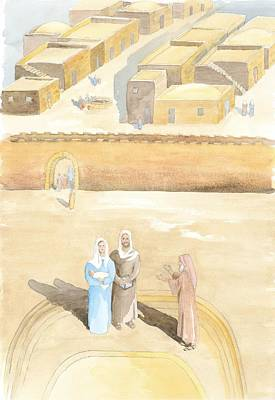 Jerusalem Painting - Presentation by John Meng-Frecker