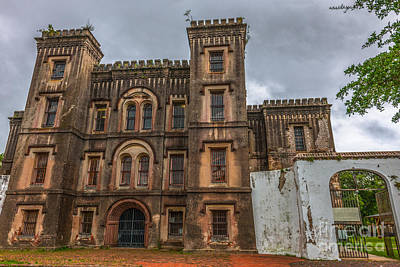 Photograph - Preserve The Old City Jail by Dale Powell