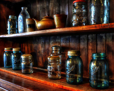 Preserving The Past Art Print by Greg and Chrystal Mimbs