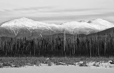 Presidential Range - Pondicherry Wildlife Refuge New Hampshire Art Print