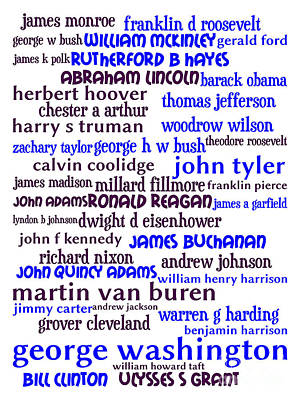 Presidents Of The United States 20130625whi Art Print
