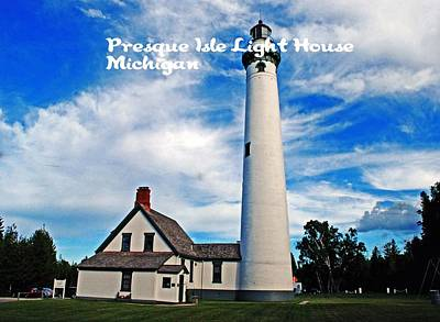 Photograph - Presque Isle by Gary Wonning