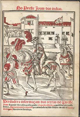Prester John Art Print by British Library