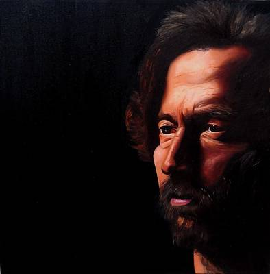 Slowhand Painting - Pretending by Jena Rockwood