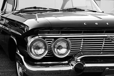 Photograph - Pretty Chevy by Beverly Stapleton
