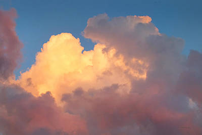 Photograph - Pretty Clouds 3 by Duane McCullough