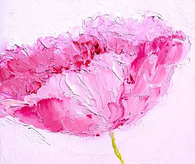 Painting - Pretty In Pink by Jan Matson
