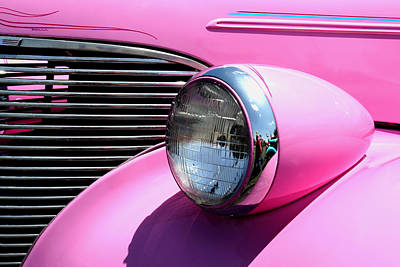 Photograph - Pretty In Pink by Joe Kozlowski
