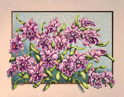 Painting - Pretty In Pink by Lori Sutherland