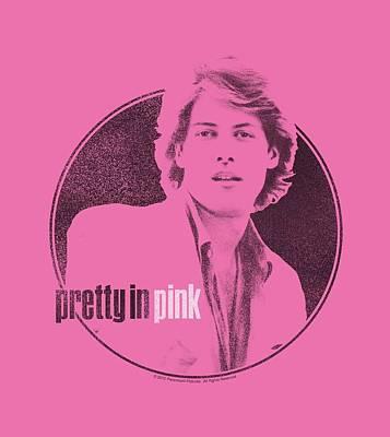 Walsh Digital Art - Pretty In Pink - Steff by Brand A