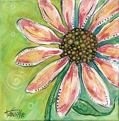 Painting - Pretty In Pink by Tanielle Childers