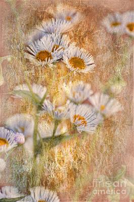 Pretty Little Weeds IIi Art Print by Debbie Portwood