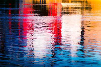 Pretty Waters Original by Paul Yates