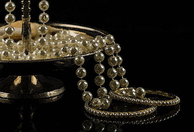 Photograph - Priceless Pearls  by Manjot Singh Sachdeva
