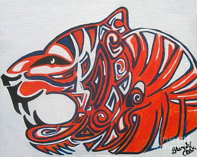 Pride Of The Tiger Original