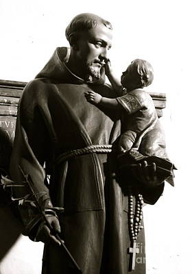 Photograph - Priest And Baby by Louise Fahy