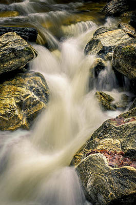 Photograph - Priest Creek by Brad Koop