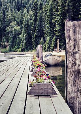 Photograph - Priest Lake Idaho  by Patricia Januszkiewicz