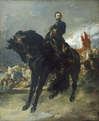 Prim I Prats, Joan 1814-1870. Spanish Art Print by Everett