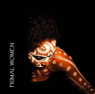 Photograph - Primal Women 1st Edition by Kristen R Kennedy
