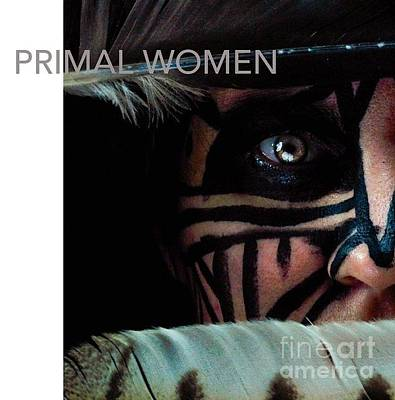 Photograph - Primal Women Photography Book II 2012 by Kristen R Kennedy