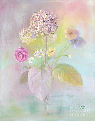 Painting - Primavera by Marlene Book