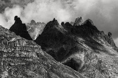 Photograph - Primordial - Spiti Valley by Rohit Chawla