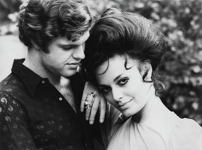 Photograph - Egon And Diane Von Furstenberg by Elisabetta Catalano