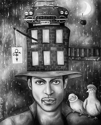 Prince Edit 3 Art Print