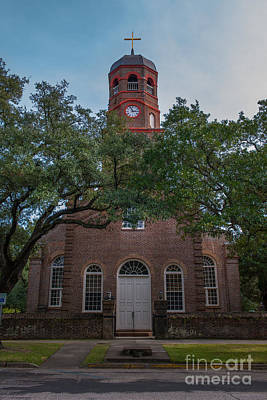 Photograph - Prince George Episcopal Church by Dale Powell