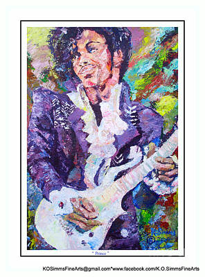 Prince Original by Keith OBrien Simms