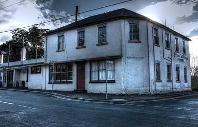 Photograph - Prince Of Wales Hotel Tasmania by Ian  Ramsay