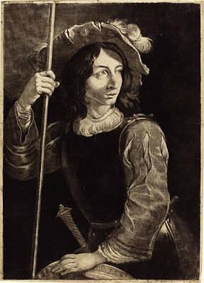 Prince Rupert Drawing - Prince Rupert Of The Pfalz German, 1619 - 1682 by Quint Lox
